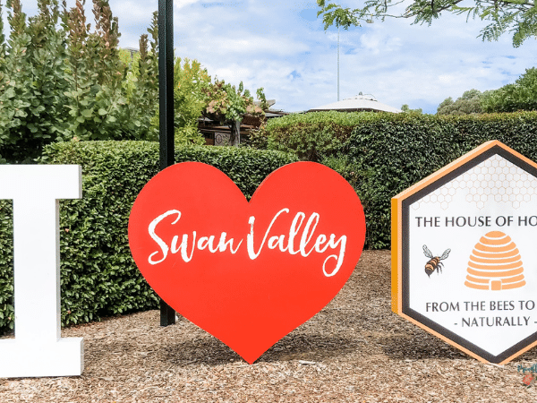 The House of Honey and Sticky Spoon Cafe Swan Valley Perth