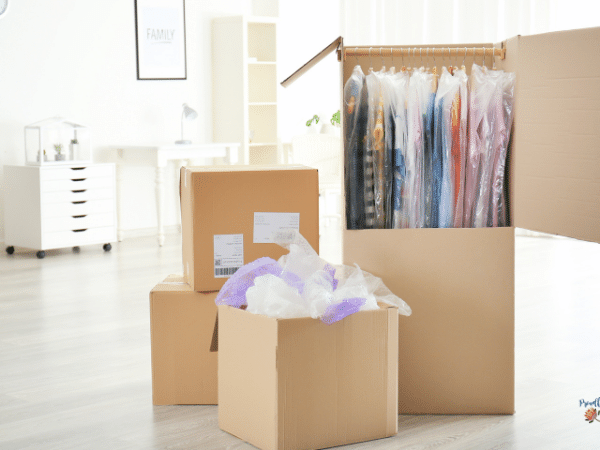 Tips on How To Declutter Before You Move Overseas