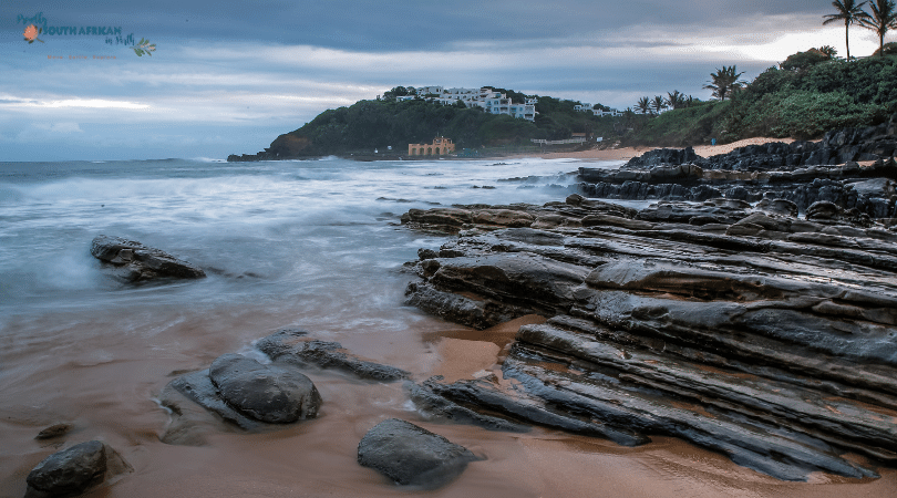 Ballito KZN beach - My thoughts on the rioting in South Africa July 2021