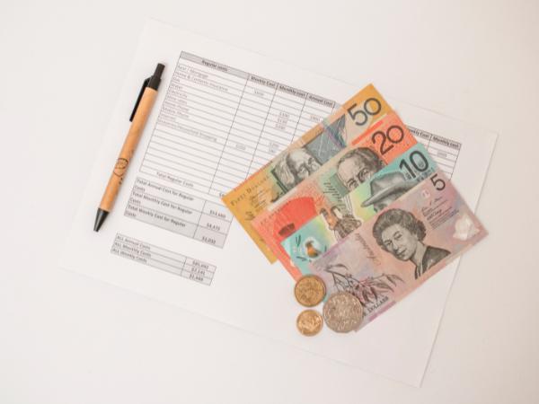 spreadsheet cost of living in Australia